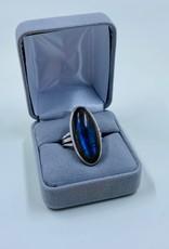 labradorite Ring  Size9
