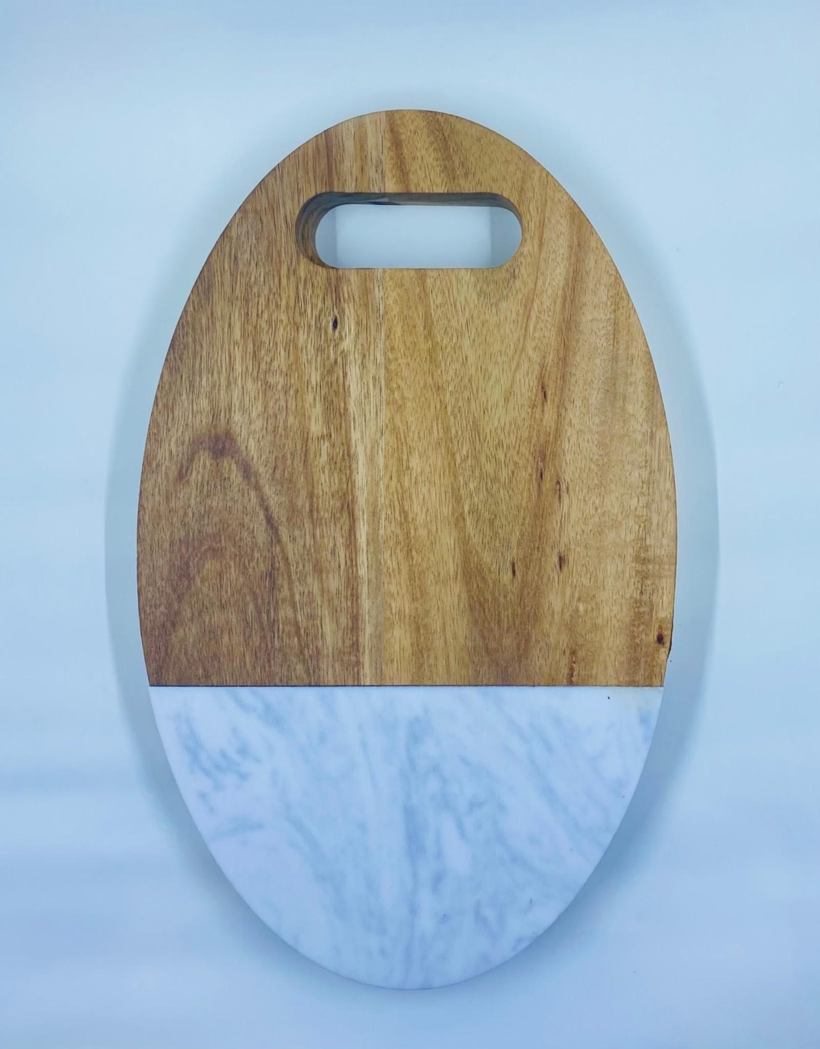 Oval Cheeseboard