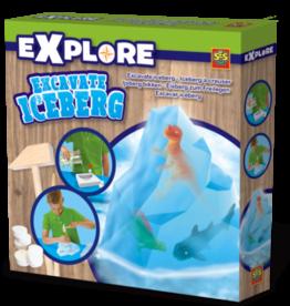 Excavate an Iceberg