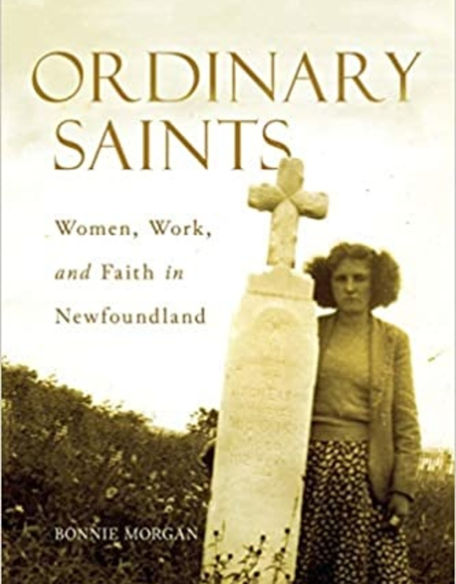 Ordinary Saints by Bonnie Morgan