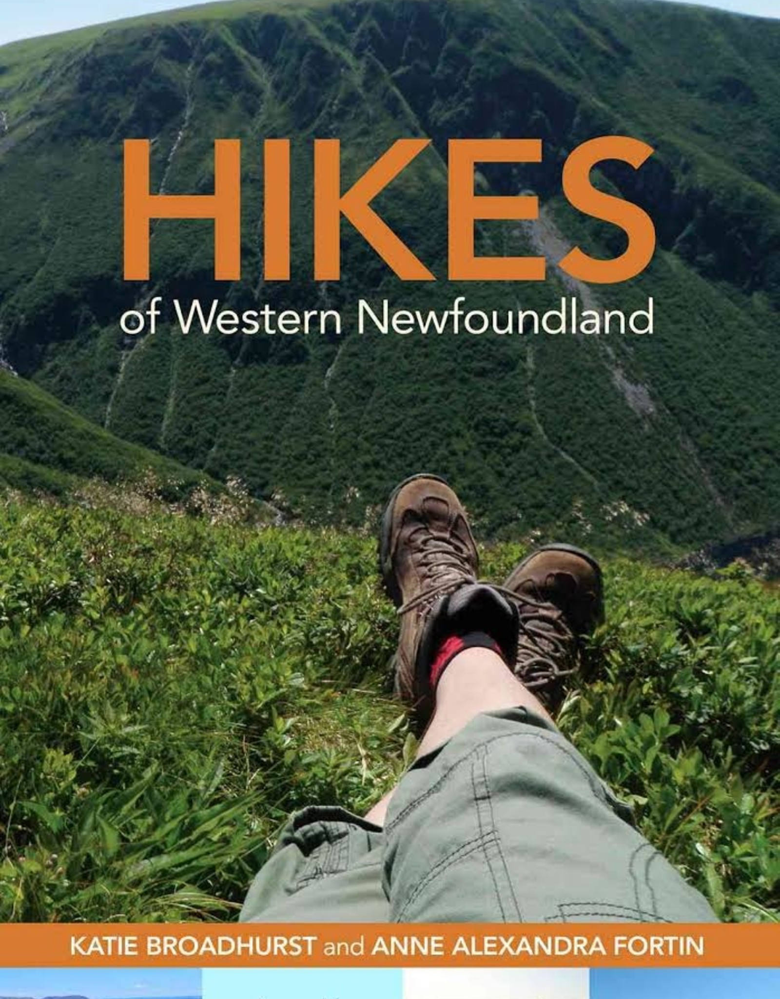Hikes of Western NL