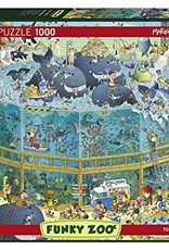 Ocean Habitat Puzzle