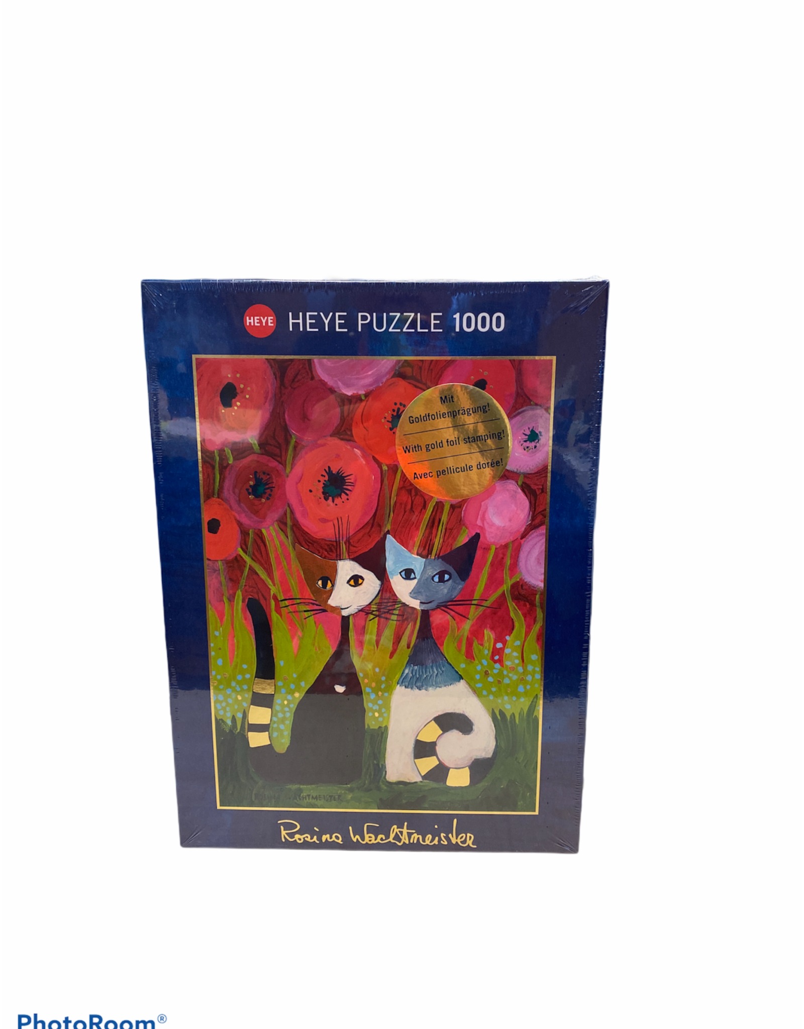 HEYE Puzzle - Poppy Canopy