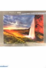 HEYE Puzzle Seljalandsfoss Waterfall
