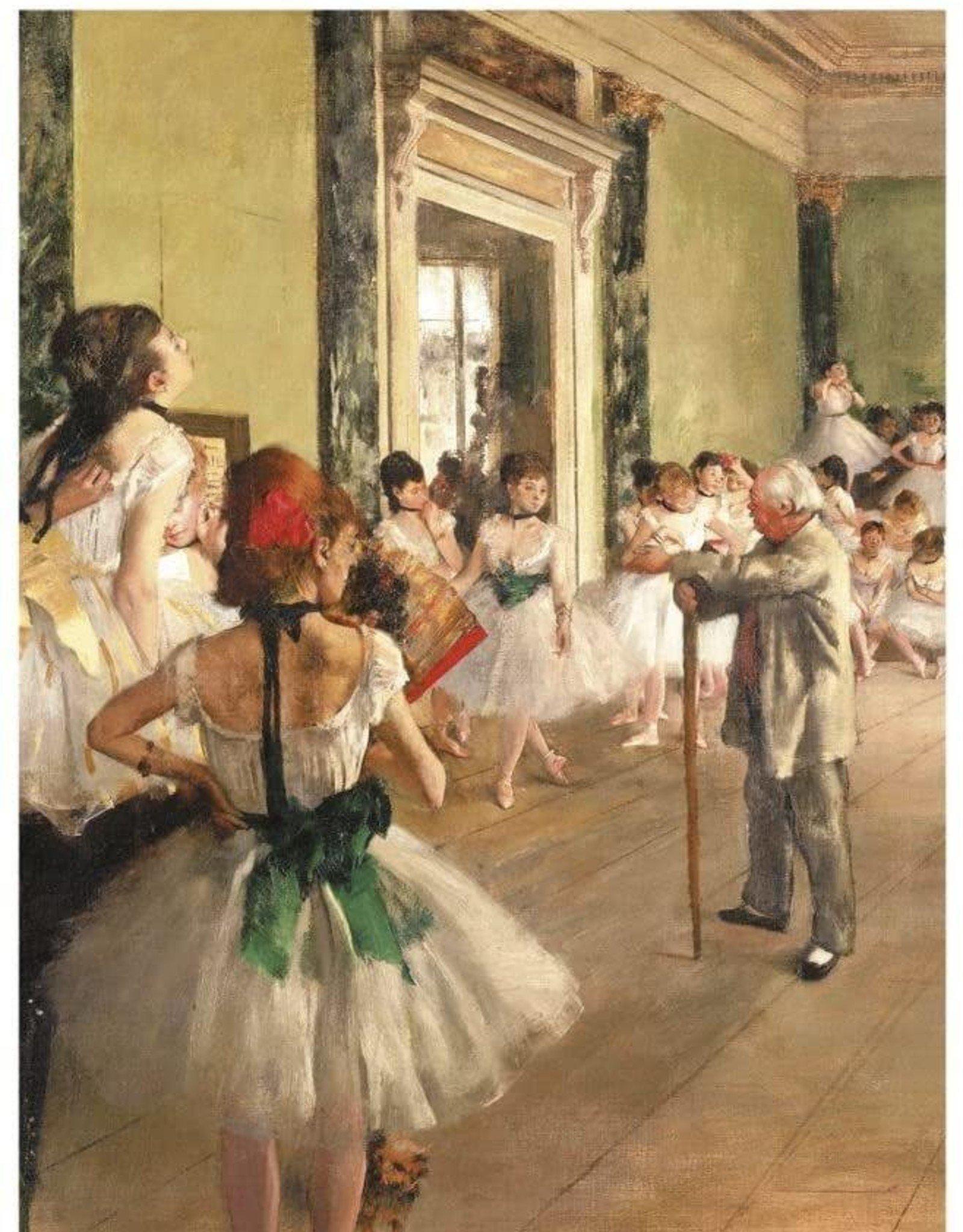 Piatnik Puzzle - The Dance Class