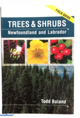 Trees and Shrubs of NL by Todd Boland