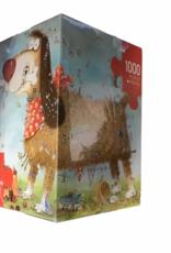 1000 pc dog's life puzzle
