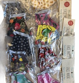 Crafty Bags Fabric Face Masks
