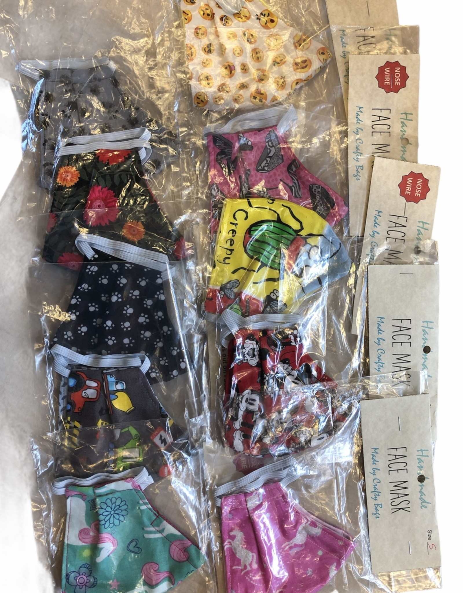 Crafty Bags New Price: Facemask