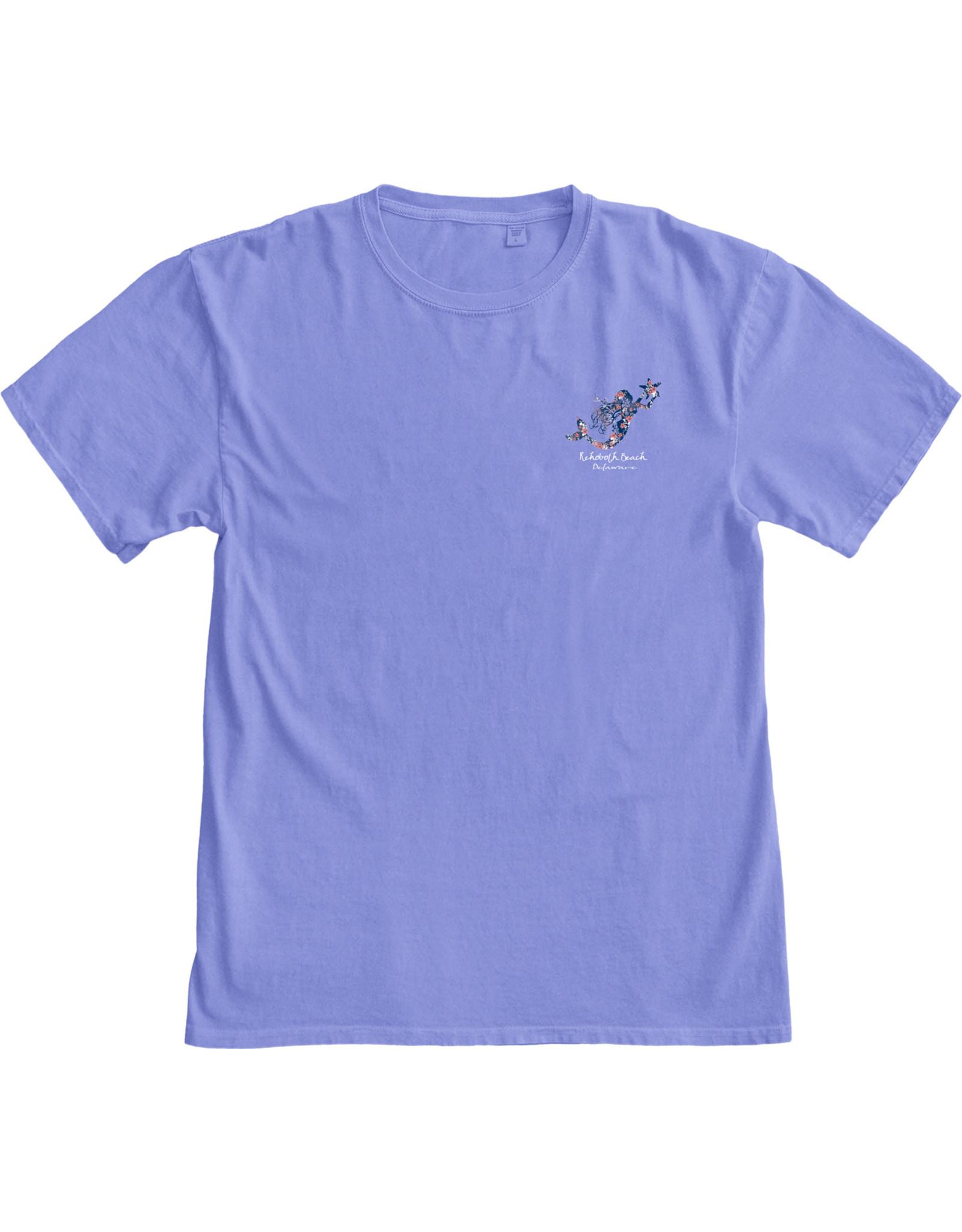 BLUE 84 COCOA MERMAID SS TEE