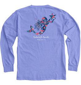 BLUE 84 COCOA MERMAID LS TEE