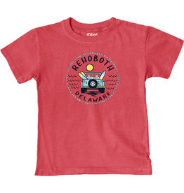 BLUE 84 INFANT CONCURRENCE JEEP SS TEE
