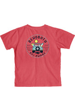 BLUE 84 CONCURRENCE JEEP YOUTH SS TEE