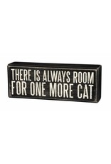 PRIMITIVES BY KATHY PET LOVER BLOCK SIGNS