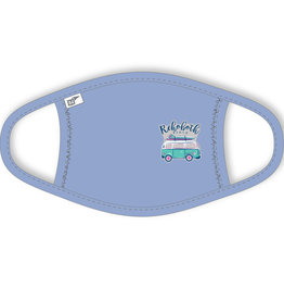 BLUE 84 REHOBOTH COTTON FACE MASK