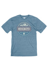 BLUE 84 OVERPOWER WAVES TRIBLEND SS TEE