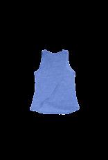 BLUE 84 CONFETTI TULIP TANK - CONFLOWER BLUE FLORAL