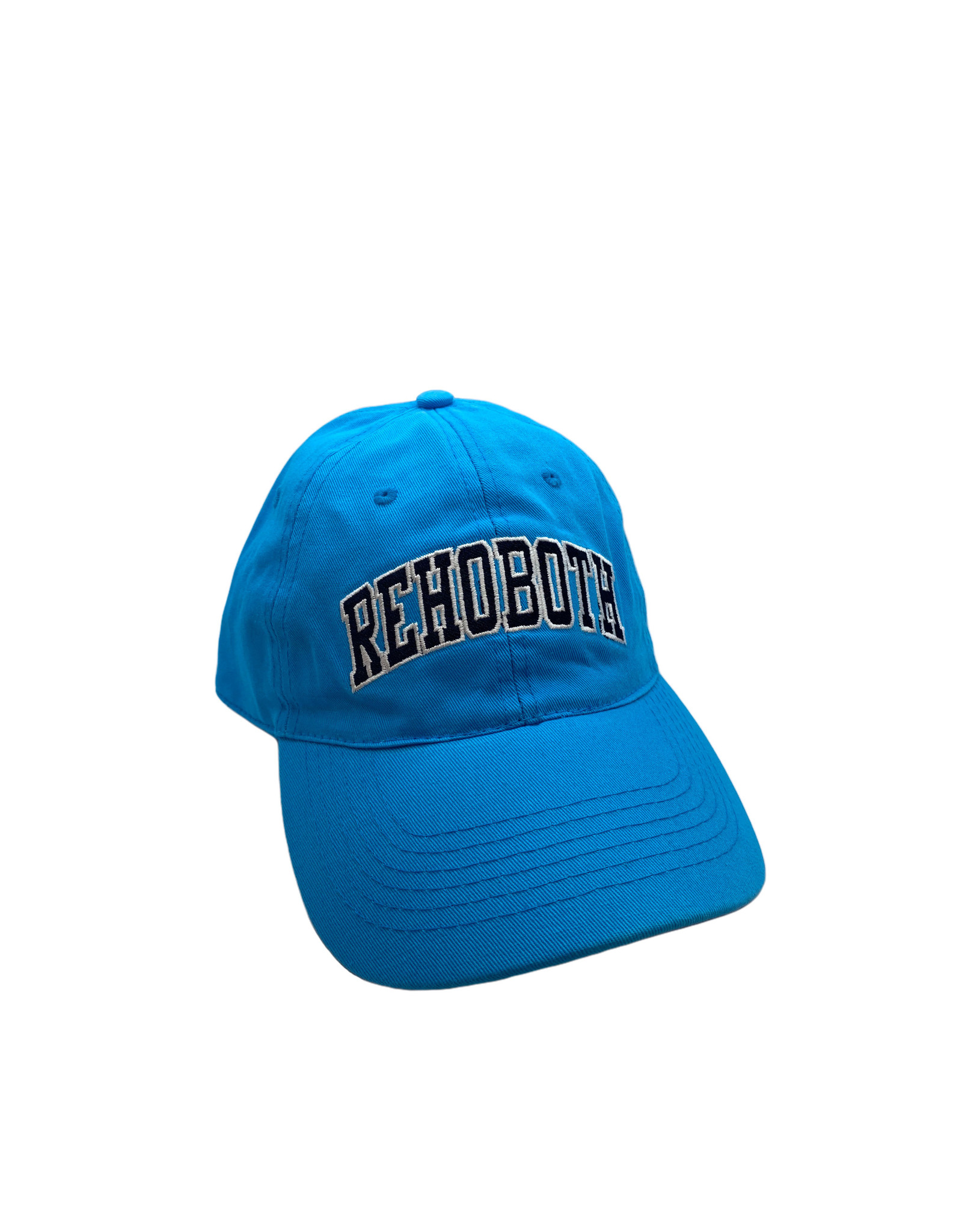 REHOBOTH LIFESTYLE CLASSIC COTTON BEACH HAT ADJUSTABLE OS LAGOON ARCH