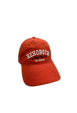REHOBOTH LIFESTYLE CLASSIC COTTON BEACH HAT ADJUSTABLE OS SALMON WAVE