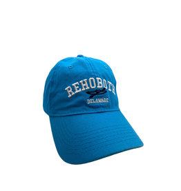 REHOBOTH LIFESTYLE CLASSIC COTTON BEACH HAT ADJUSTABLE OS TURQ KAYAK
