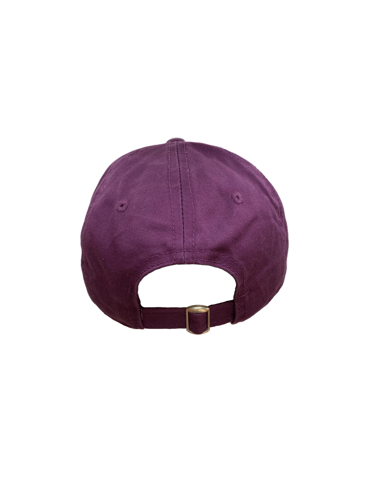 REHOBOTH LIFESTYLE CLASSIC COTTON BEACH HAT ADJUSTABLE OS BERRY 1891
