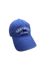 REHOBOTH LIFESTYLE CLASSIC COTTON BEACH HAT ADJUSTABLE OS FLO BLUE DOG