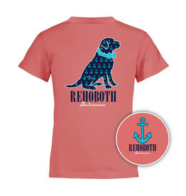 THE GOOD LIFE ANCHOR LAB YOUTH SS TEE