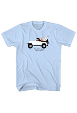 THE GOOD LIFE LAB IN JEEP SS TEE