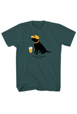 THE GOOD LIFE RELIEF PITCHER LAB SS TEE