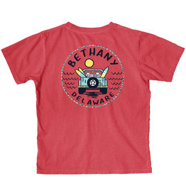 BLUE 84 BETHANY CONCURRENCE JEEP YOUTH SS TEE