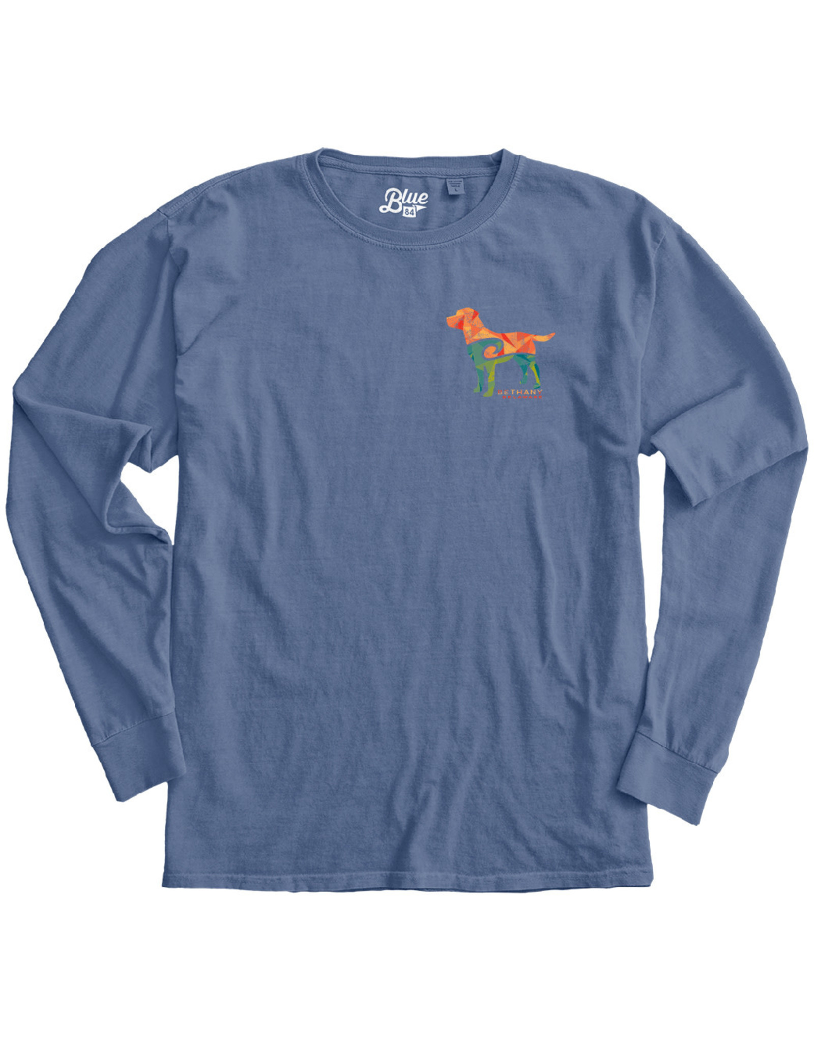 BLUE 84 BETHANY REMNANT LAB LS TEE