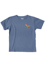 BLUE 84 BETHANY REMNANT LAB YOUTH SS TEE