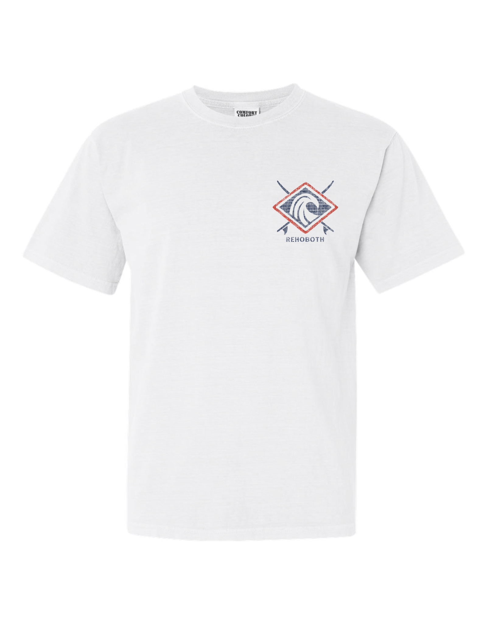 TOMMYS DESIGNS SURF WAVE SS TEE
