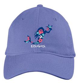 BLUE 84 BLUE84 PIONEER BEACH HAT ADJUSTABLE OS PERI MERMAID