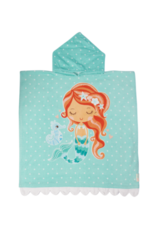 EARTH NYMPH EARTH NYMPH HOODED BEACH TOWEL CAPE