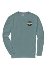 TECHSTYLES EXPLORER END GAME PALM LS TEE