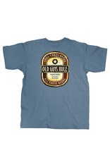 OLD GUYS RULE OLD GUYS RULE CRAZY BREW SS TEE