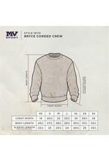 MV SPORT MV CORDED CREWNECK