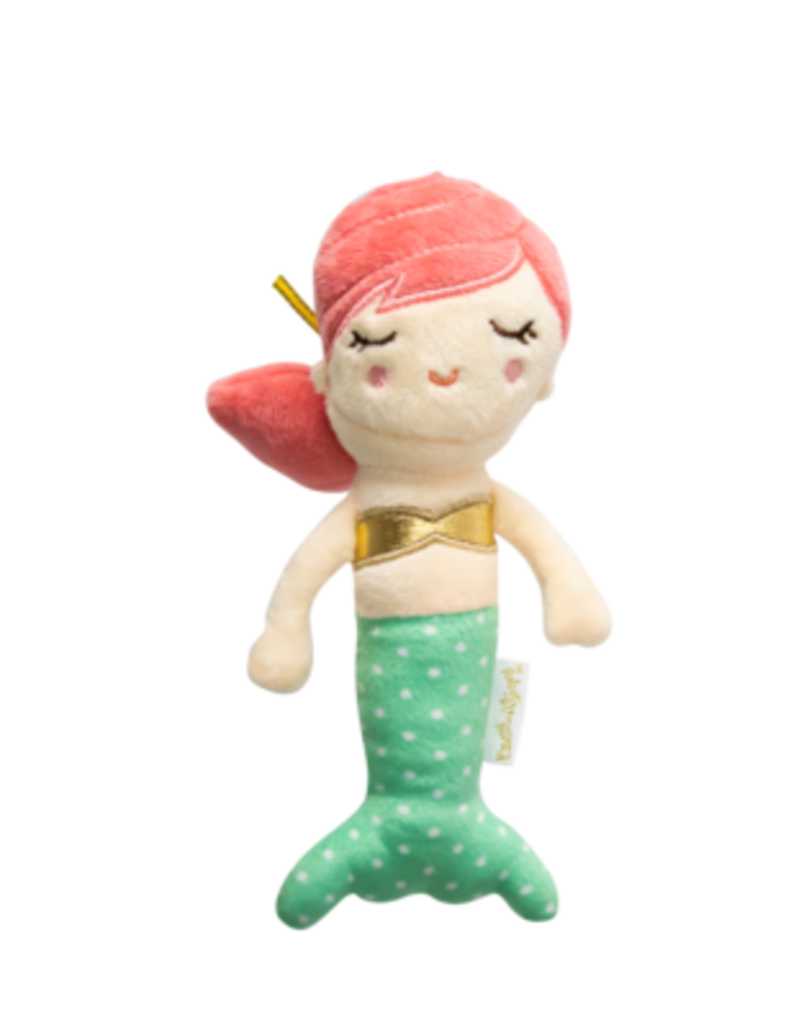 EARTH NYMPH EARTH NYMPH BABY RATTLE