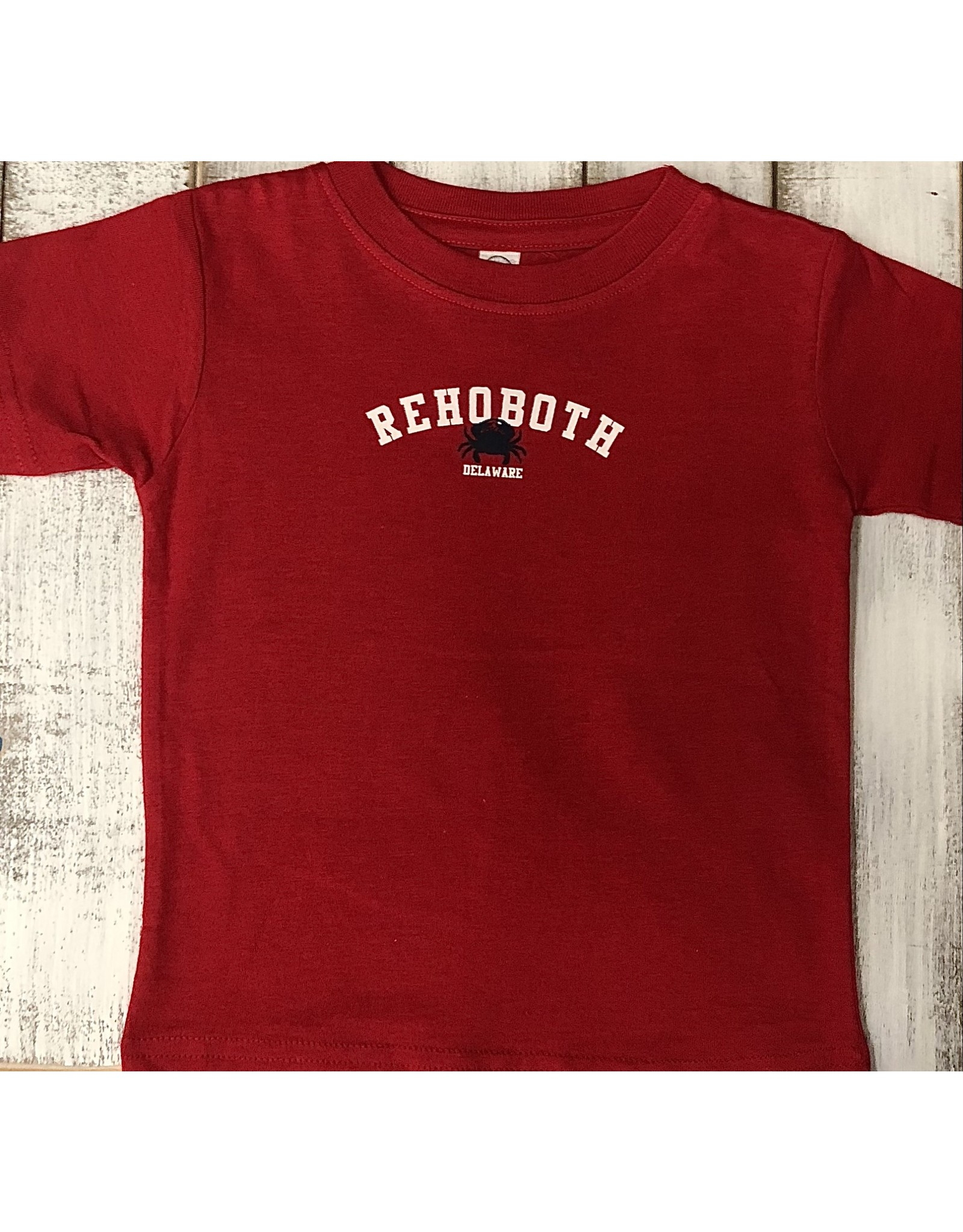 REHOBOTH LIFESTYLE INFANT CLASSIC CRAB SS TEE