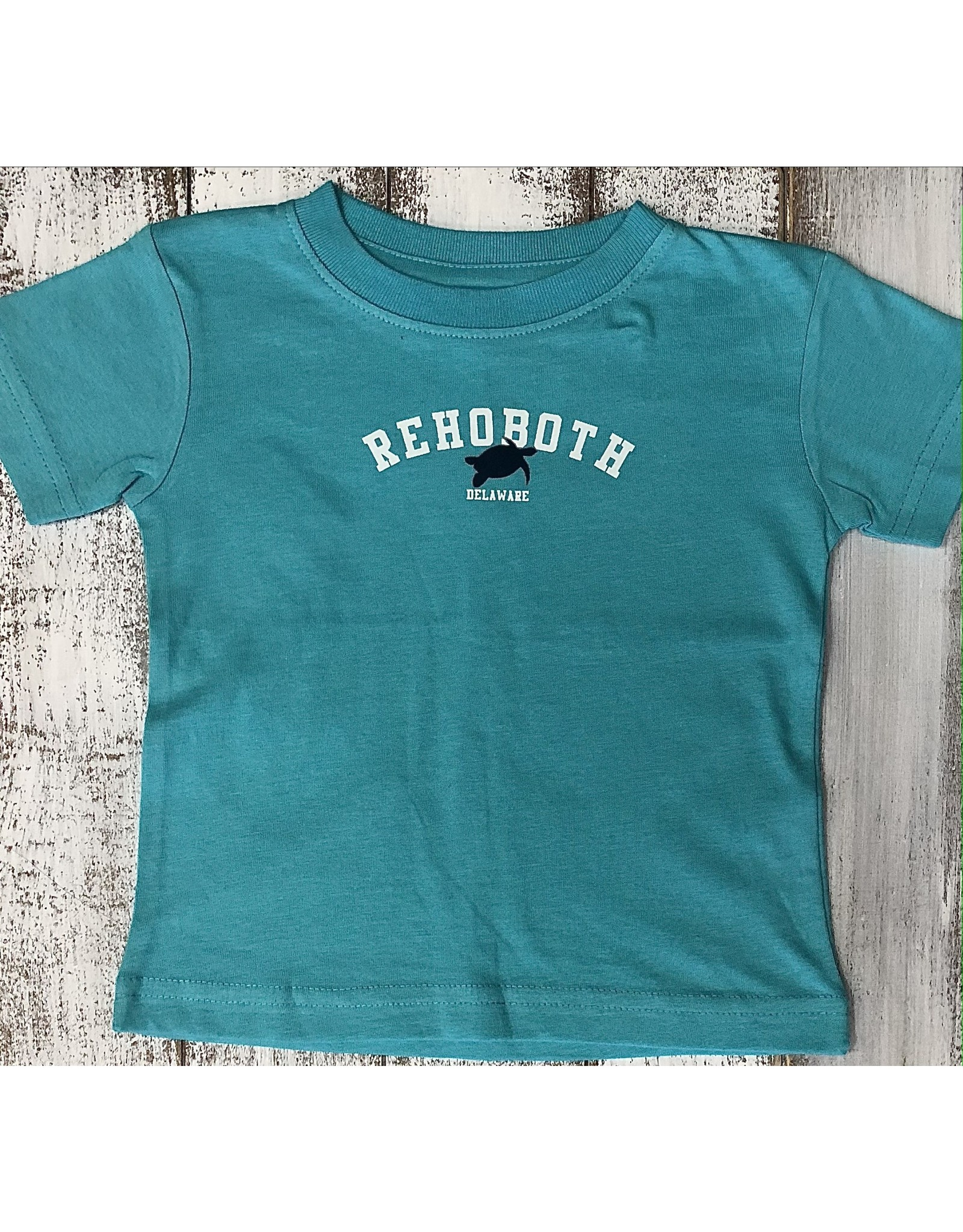 REHOBOTH LIFESTYLE INFANT CLASSIC TURTLE SS TEE