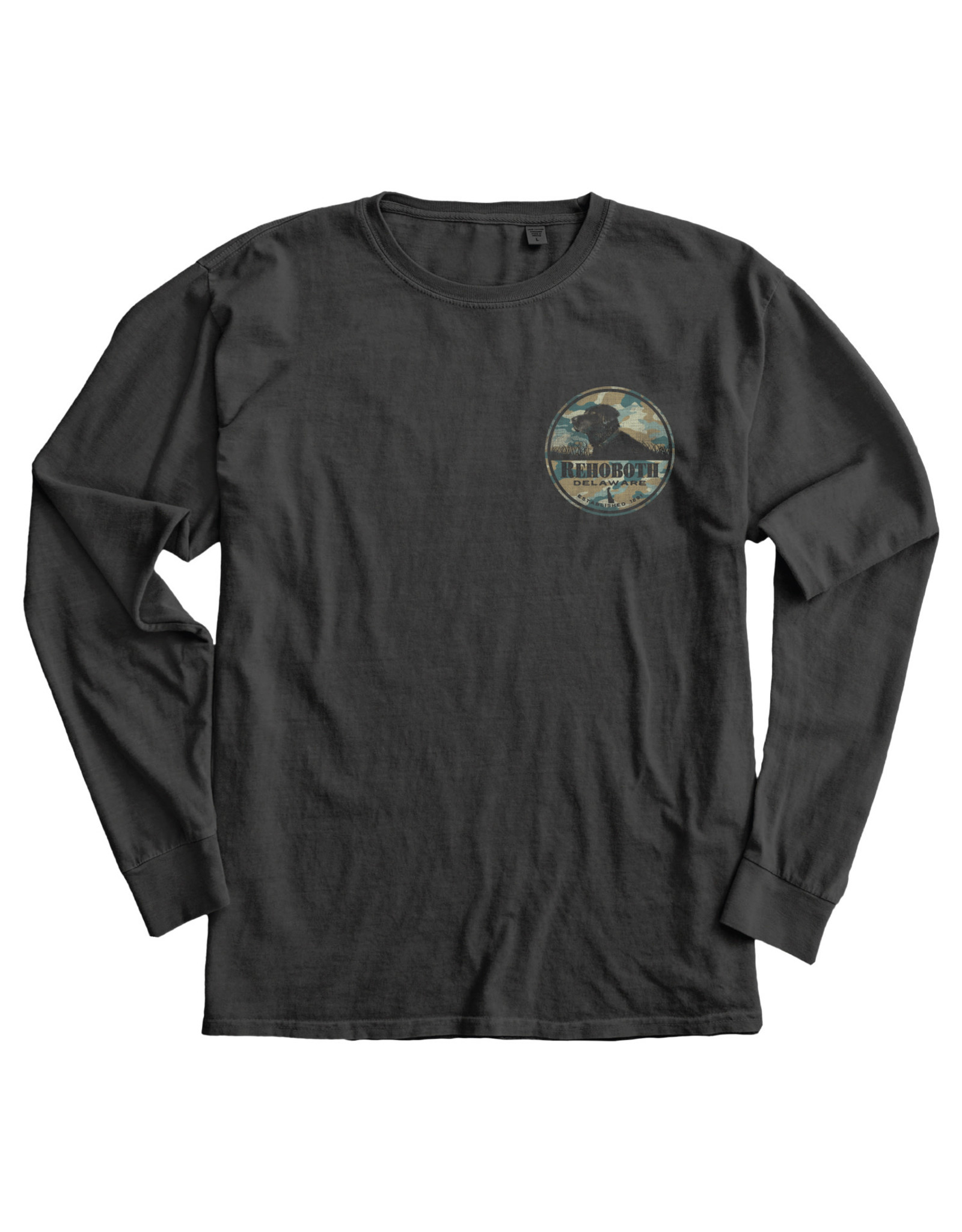 BLUE 84 HIGH RATE LAB LS TEE
