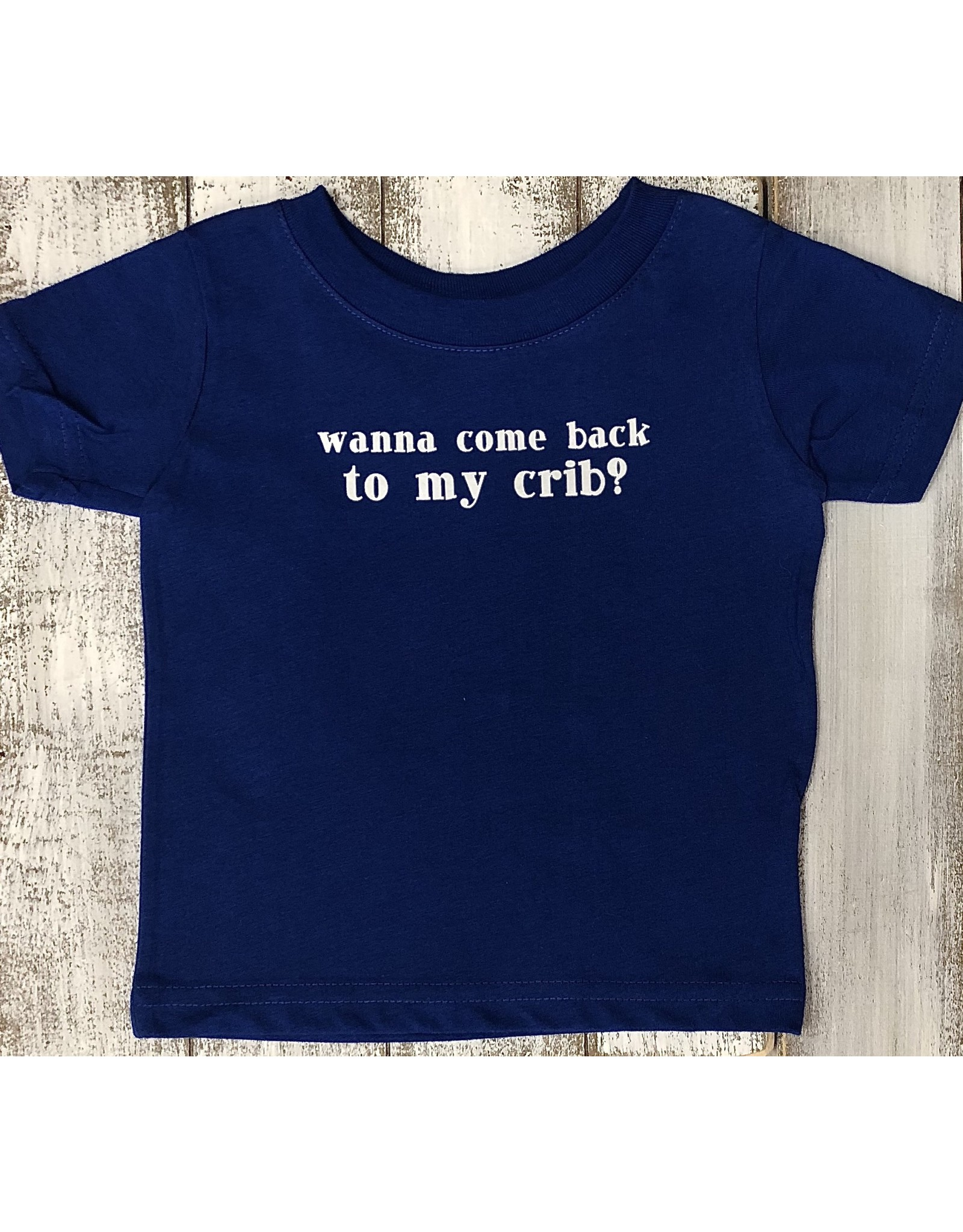 REHOBOTH LIFESTYLE INFANT CLASSIC MY CRIB SS TEE