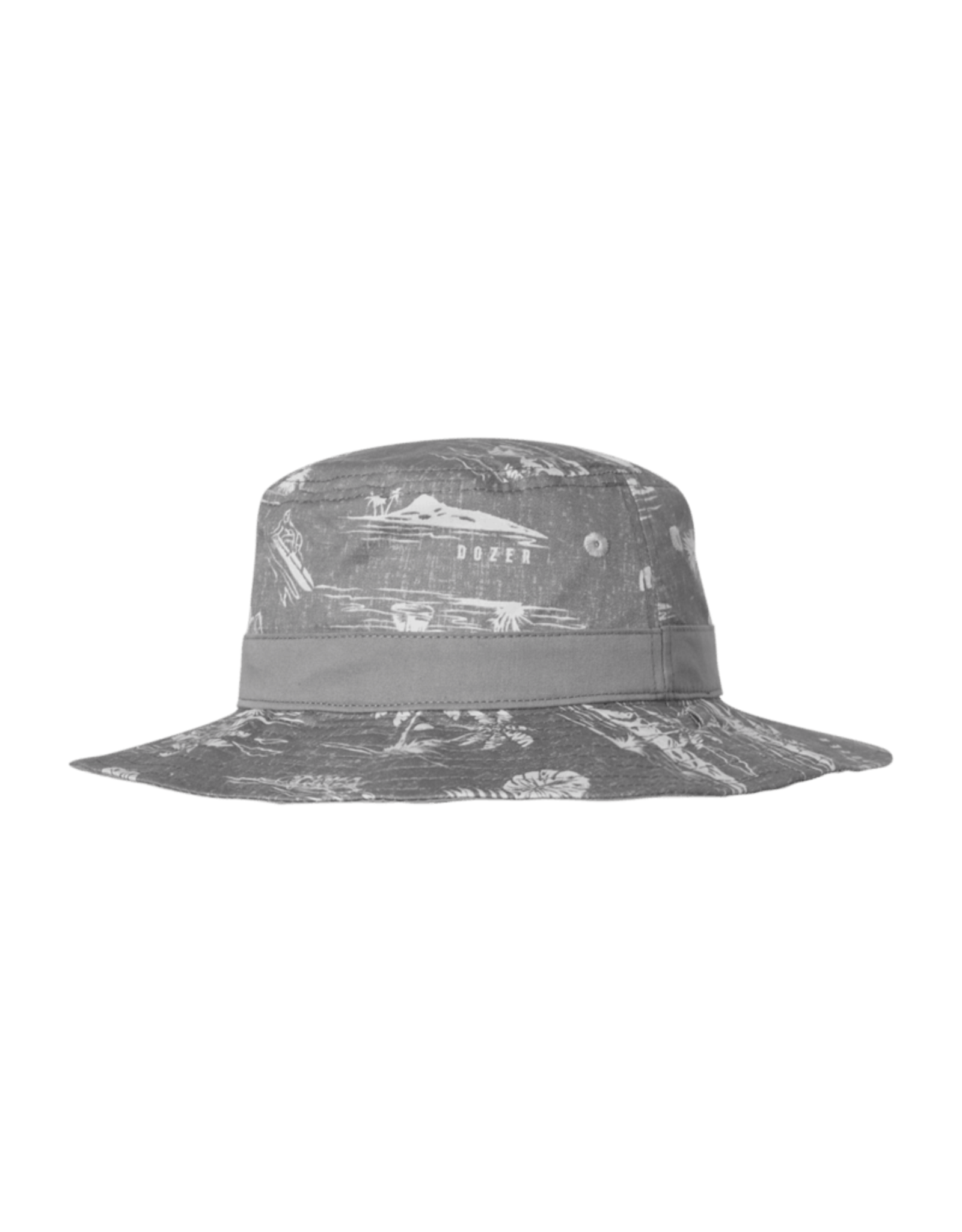 EARTH NYMPH EARTH NYMPH RYDER BUCKET HAT