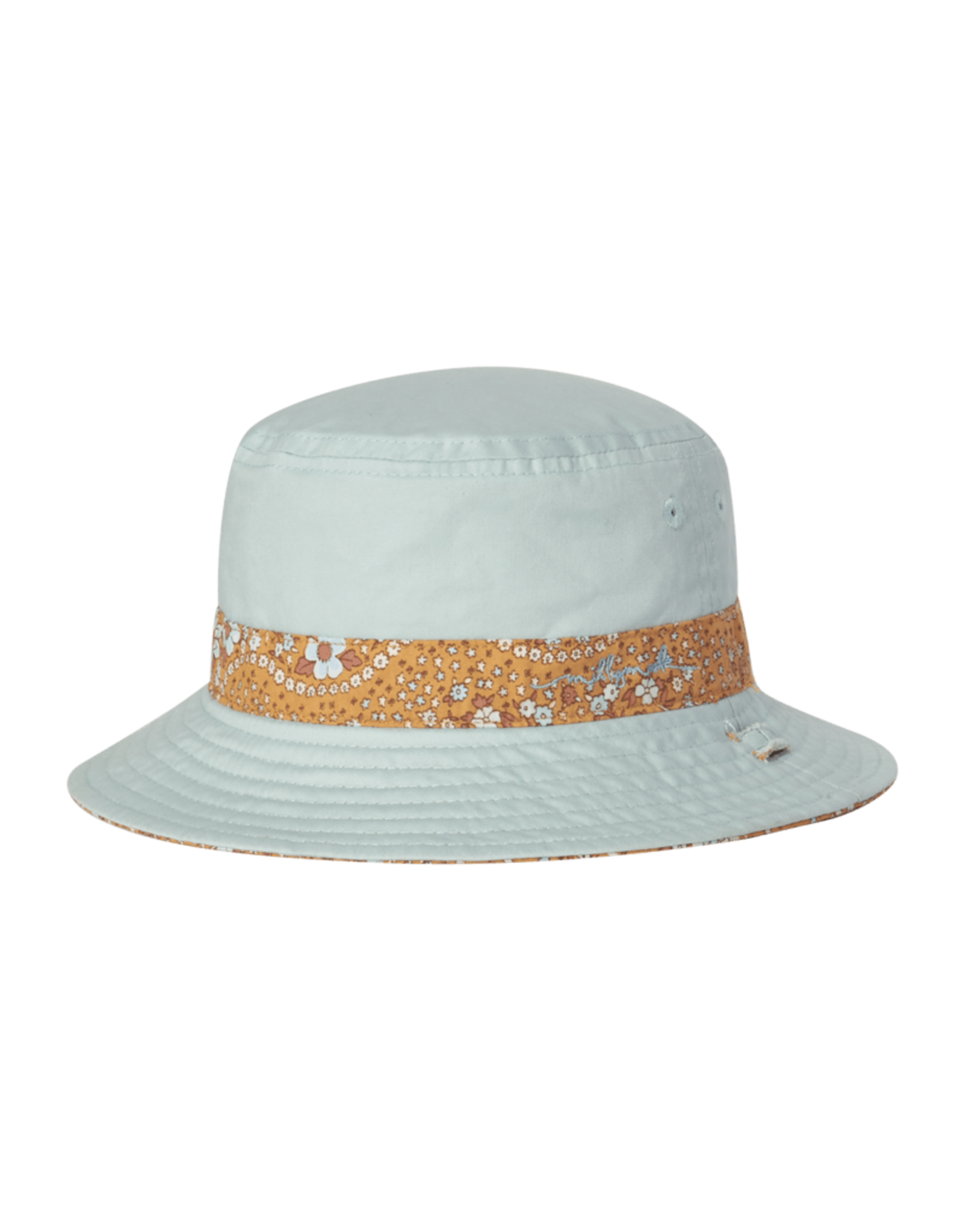 EARTH NYMPH EARTH NYMPH JACQUELINE BUCKET HAT