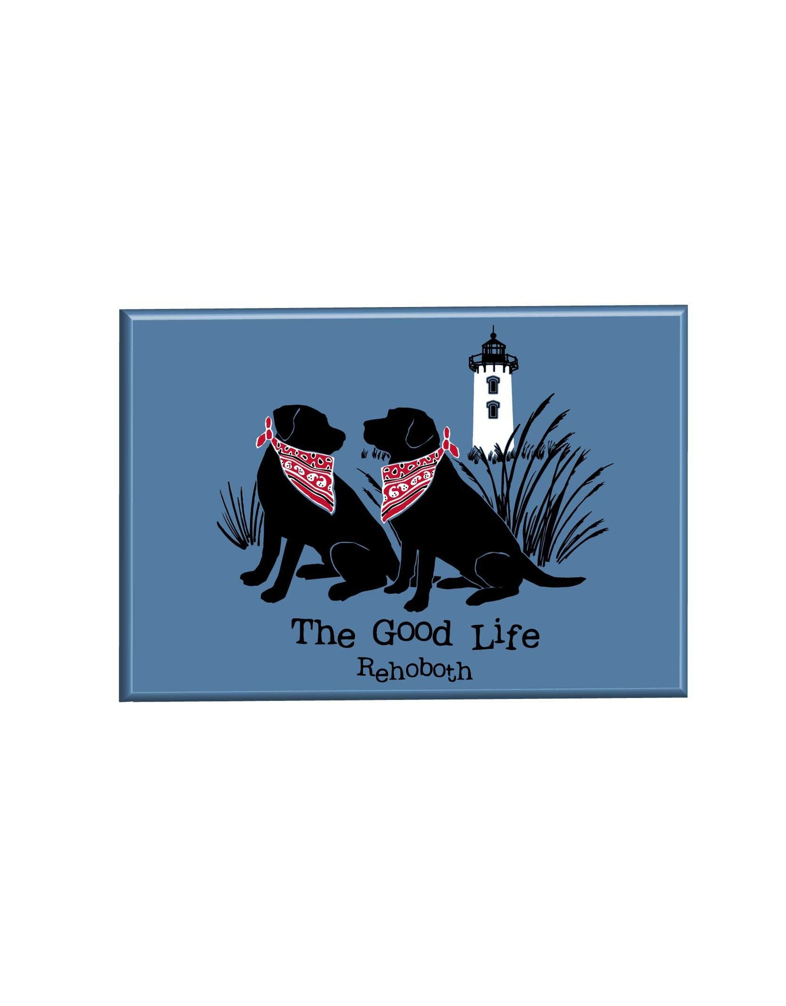 THE GOOD LIFE THE GOOD LIFE MAGNET LIGHTHOUSE LABS
