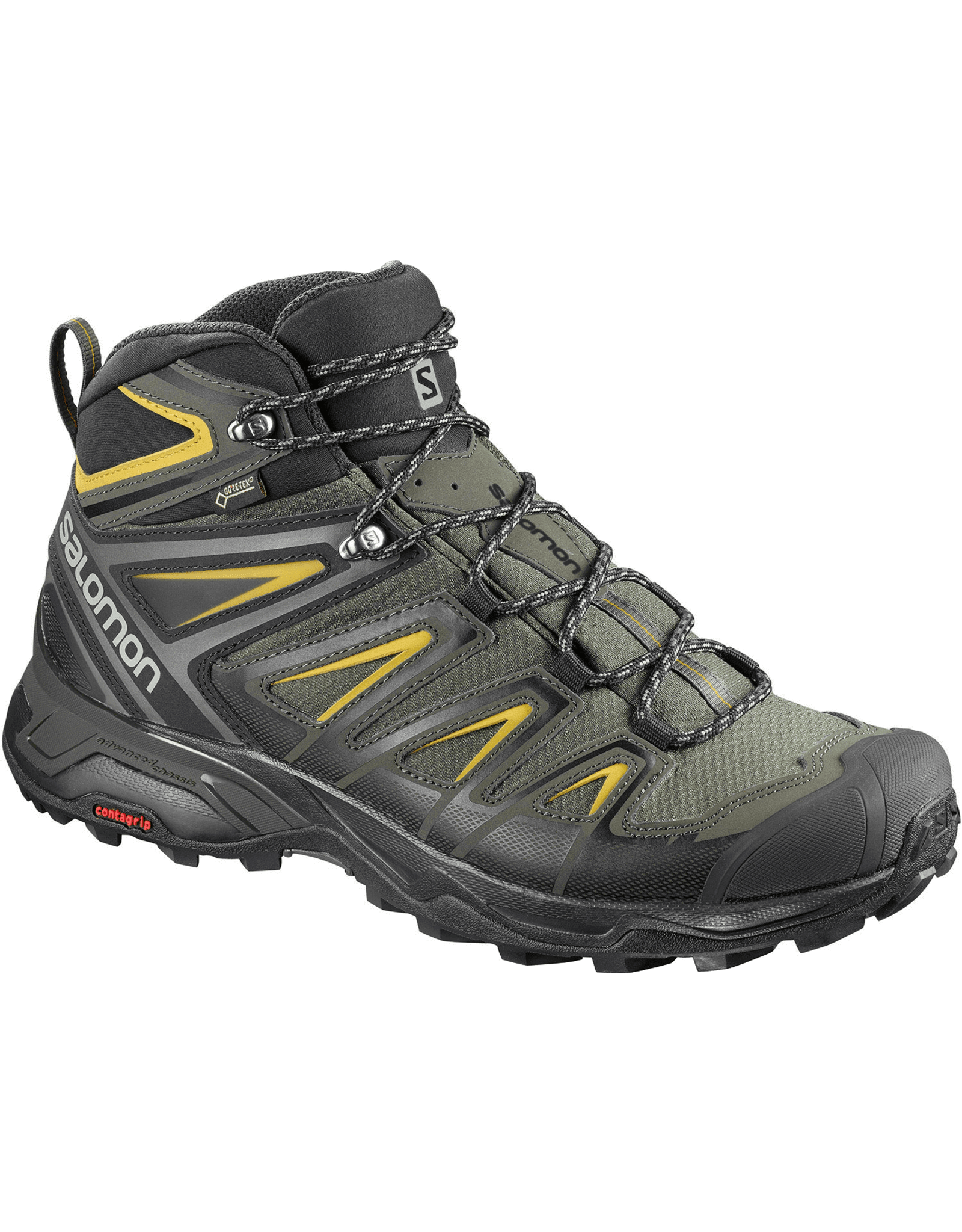 Salomon Men's X-Ultra 3 Mid GTX