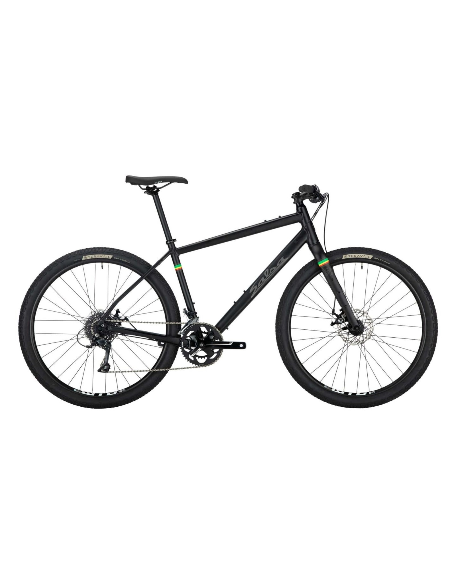 Salsa 2020 Journeyman 650b Flatbar Sora Bike