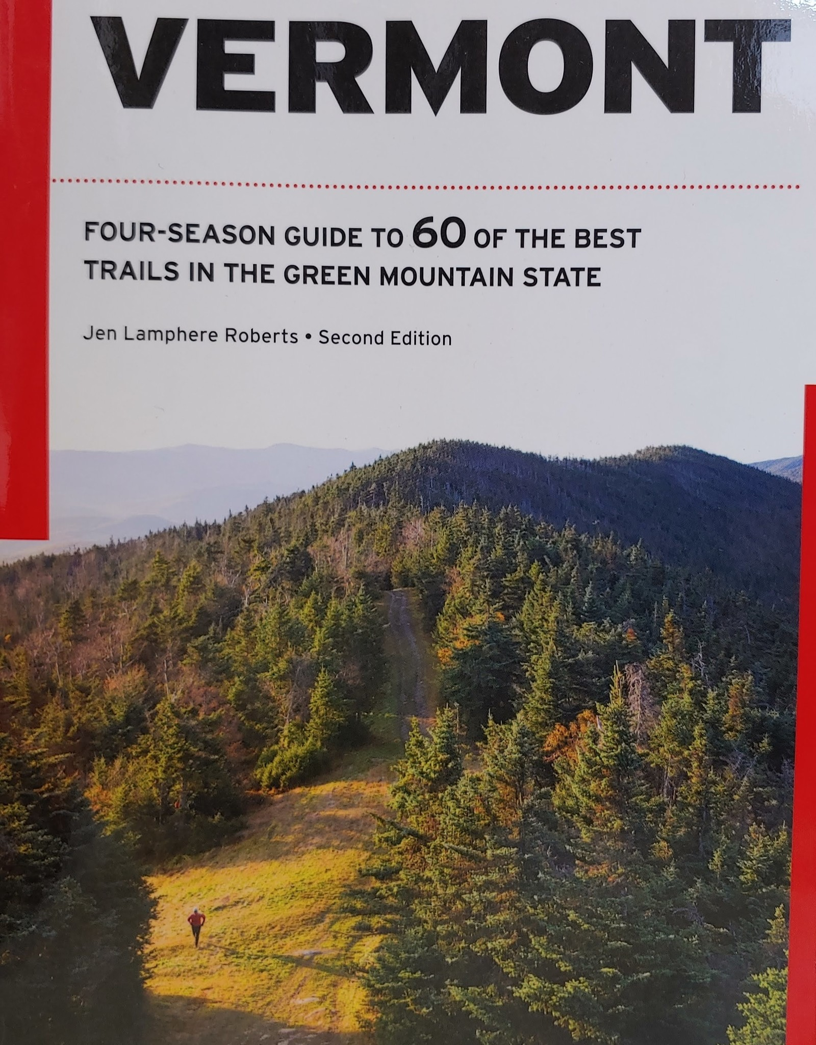 AMC AMC's BEST DAY HIKES IN VERMONT 2nd Ed.