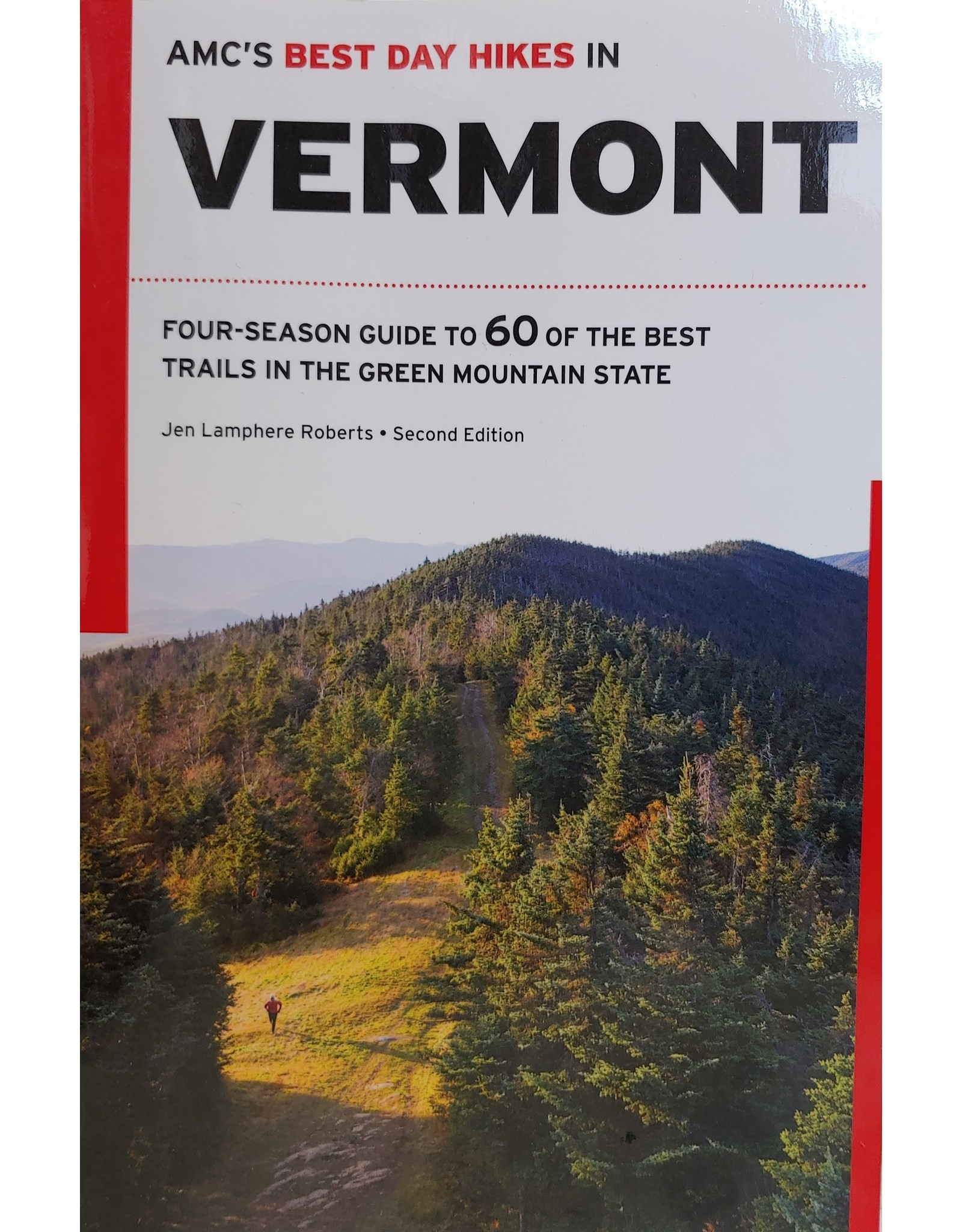 AMC's BEST DAY HIKES IN VERMONT 2nd Ed.